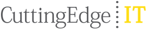Cutting Edge IT Medium Logo